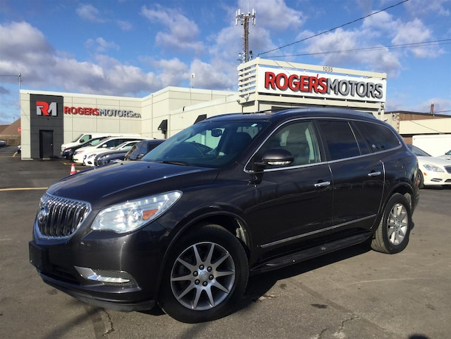 2015 Buick Enclave AWD - NAVI - 7 PASS - PANO ROOF - LEATHER SUV