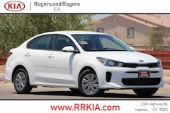 New Kia for sale 2019 Kia Rio LX Sedan in Imperial, CA
