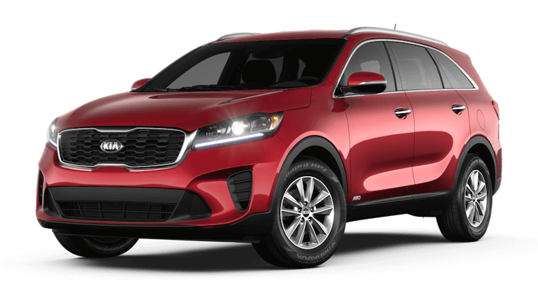 2020 Kia Sorento LX - Passion Red