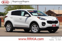 Used Vehicles for sale 2018 Kia Sportage LX SUV in Imperial, CA