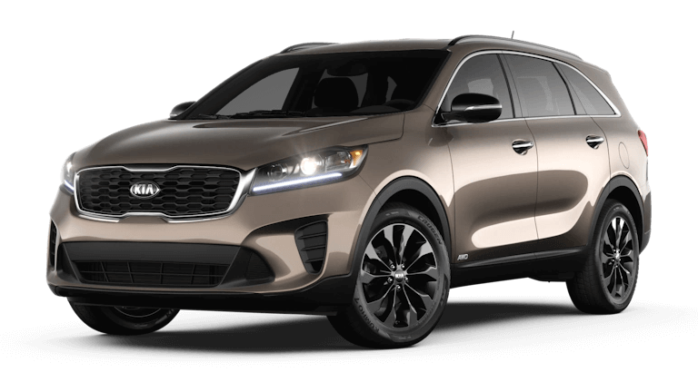 2020 Kia Sorento S V6 - Dragon Brown