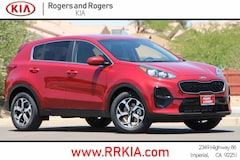 New Kia for sale 2020 Kia Sportage LX SUV in Imperial, CA