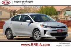 New Kia for sale 2019 Kia Rio S Sedan in Imperial, CA