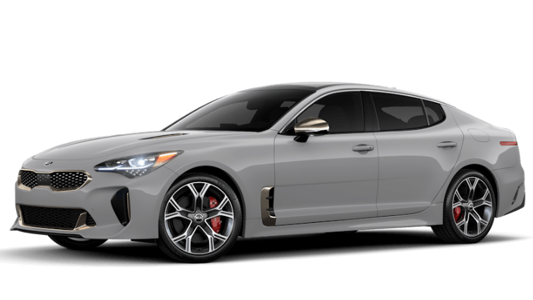2019 Kia Stinger GT1 in gray