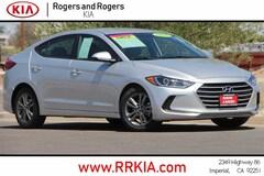 Used Vehicles for sale 2018 Hyundai Elantra SEL w/SULEV A6 Sedan in Imperial, CA