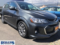 Lewiston ID 2018 Chevrolet Sonic 5DR HB Auto LT W/1SD Hatchback Used