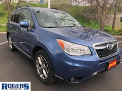 Used 2016 Subaru Forester 4DR CVT 2.5I Touring Pzev Wagon in Lewiston, ID