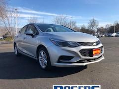 Used 2017 Chevrolet Cruze 4DR SDN 1.4L LT W/1SD Sedan in Lewiston, ID
