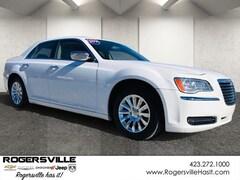Certified Pre- Owned Cars  2014 Chrysler 300 4dr Sedan lx Sedan For Sale in Rogersville