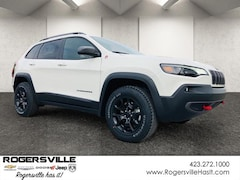 New Cars  2019 Jeep Cherokee TRAILHAWK 4X4 Sport Utility For Sale in Rogersville