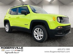 New Cars  2018 Jeep Renegade SPORT 4X4 Sport Utility For Sale in Rogersville