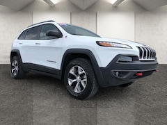 Certified Pre- Owned Cars  2018 Jeep Cherokee Trailhawk SUV For Sale in Rogersville