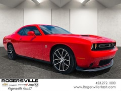 Used Cars  2018 Dodge Challenger 392 Hemi Scat Pack Shaker Coupe For Sale in Rogersville