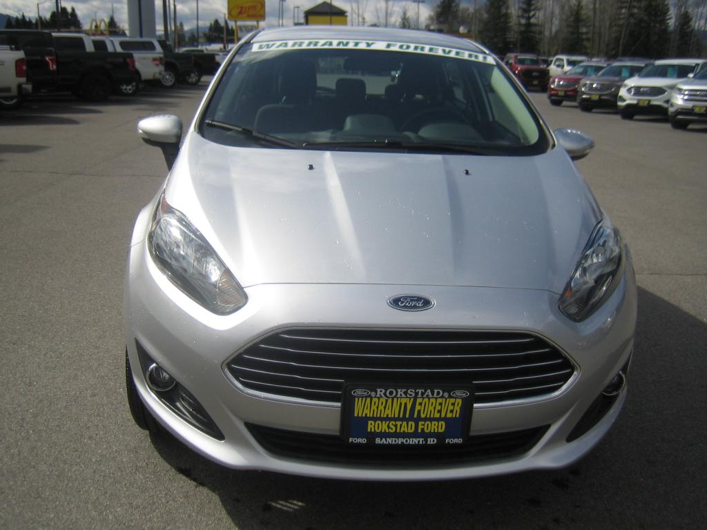 New 2019 Ford Fiesta For Sale at Rokstad Ford | VIN