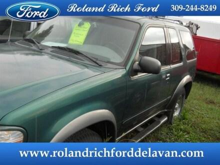 2000 Ford Explorer Sport SUV