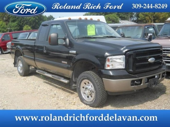 2005 Ford F-250 XLT Extended Cab Truck