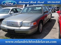 2003 Ford Crown Victoria Base Sedan