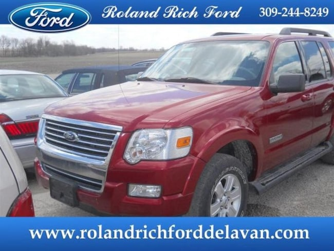 2008 Ford Explorer XLT SUV