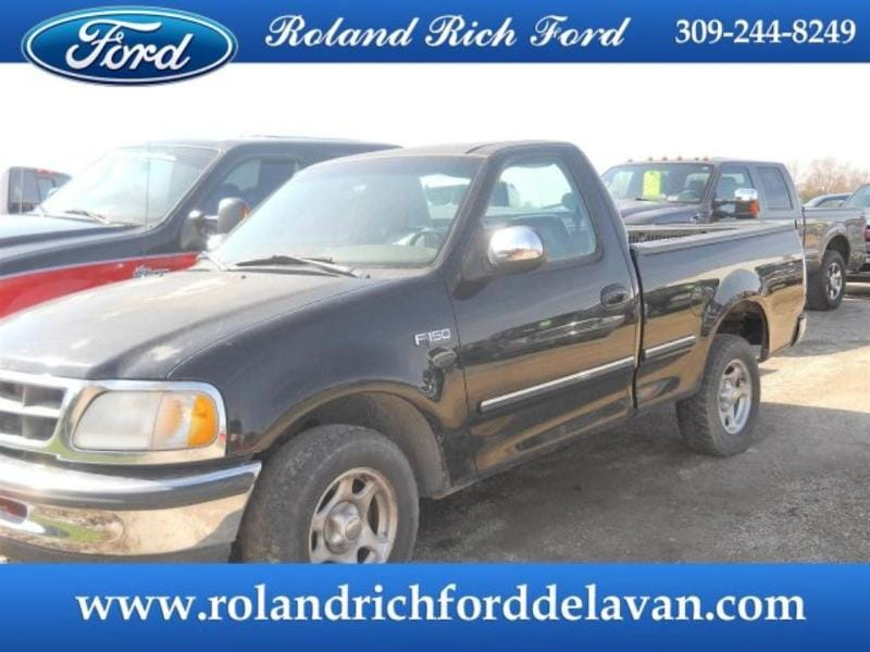 1998 Ford F-150 XLT Short Bed Truck