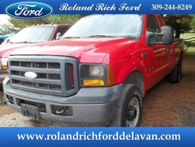 2006 Ford F-250 XL Extended Cab Truck