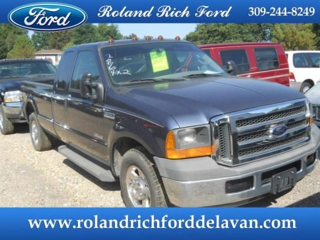 2006 Ford F-250 Lariat Extended Cab Truck