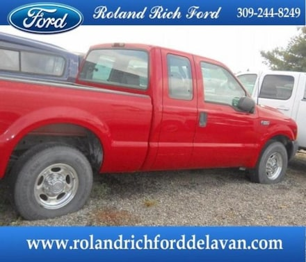 2000 Ford F-250 XL Extended Cab Truck