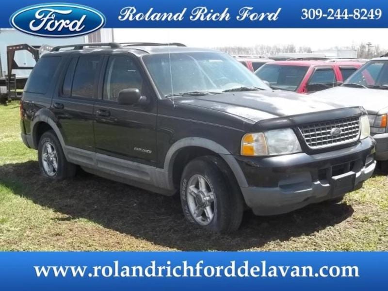 Used Ford Explorer Delavan Il