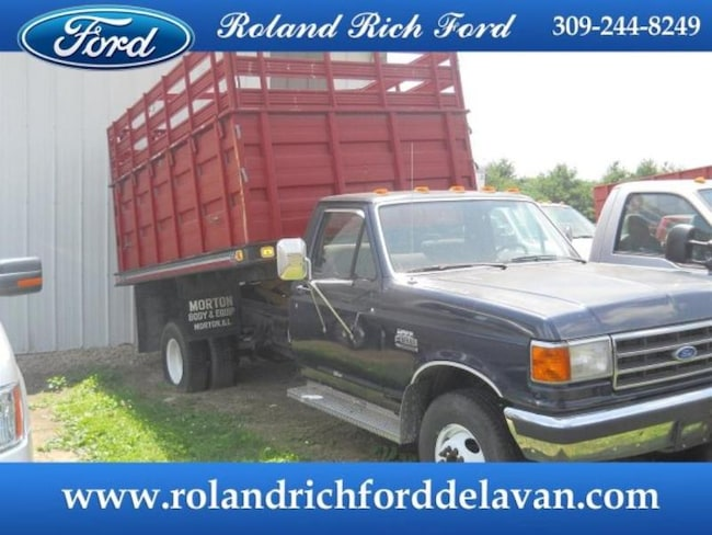 1990 Ford F-Super Duty Cab/Chassis