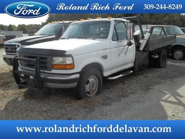 1997 Ford F-350 Chassis Cab Chassis Truck