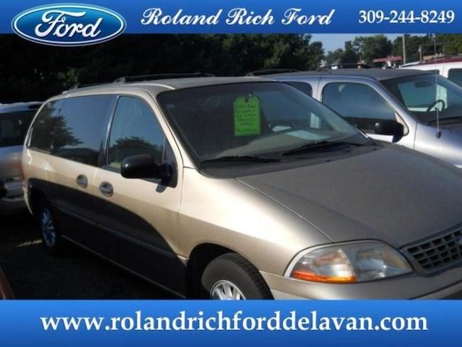 2001 Ford Windstar LX Van