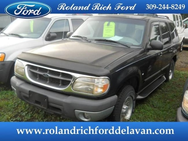 2000 Ford Explorer XLT SUV