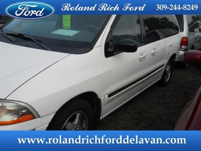 2000 Ford Windstar SEL Van