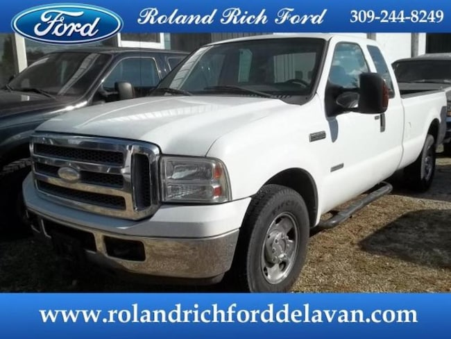 2007 Ford F-250 XLT Extended Cab Truck