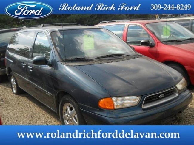1998 Ford Windstar GL Van