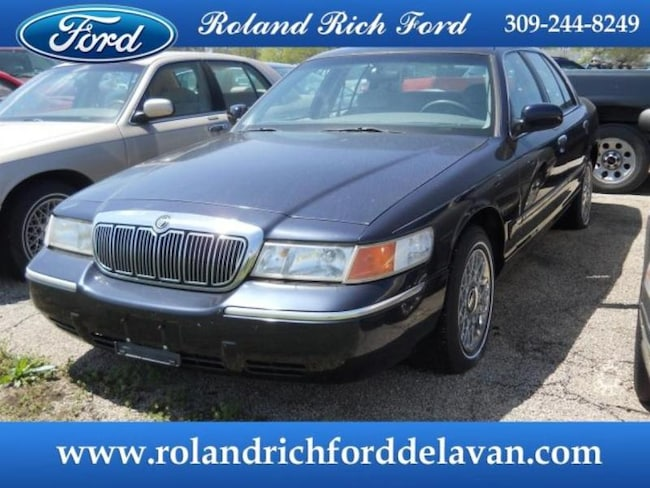 2000 Mercury Grand Marquis GS Sedan
