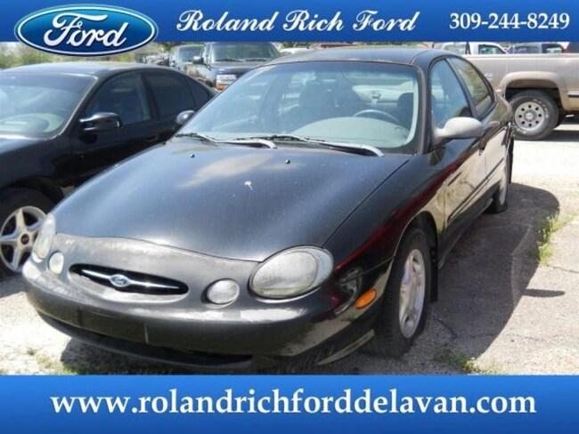1998 Ford Taurus SE Sedan