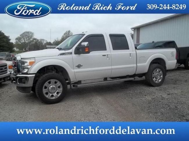 2013 Ford F-350 Lariat Super Duty Crew Cab