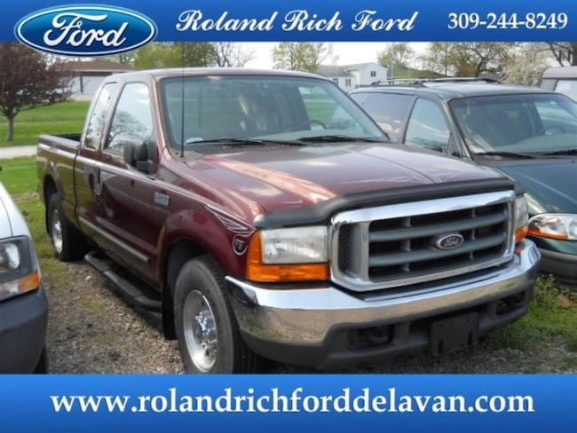 2000 Ford F-250 XLT Extended Cab Truck