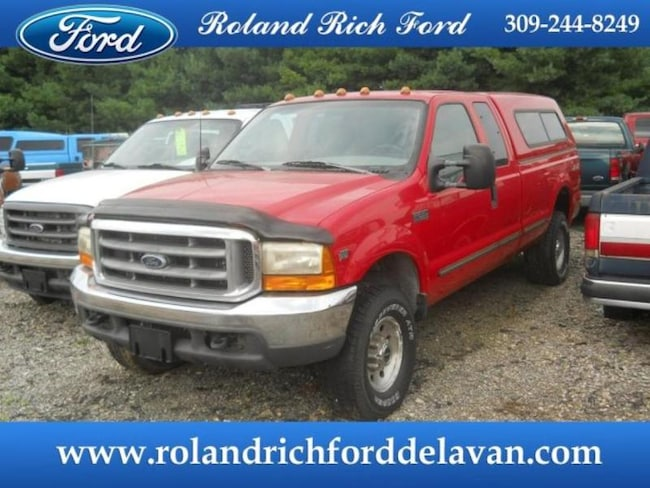 1999 Ford F-250 XLT Extended Cab Truck