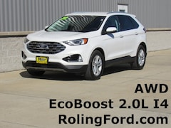 Used 2020 Ford Edge SEL SUV in Shell Rock IA