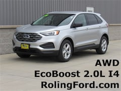 New 2019 Ford Edge SE SUV 2FMPK4G97KBB45411 for sale in Shell Rock at Roling Ford