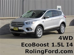 New 2019 Ford Escape SE SUV 1FMCU9GD5KUA03014 for sale in Shell Rock at Roling Ford