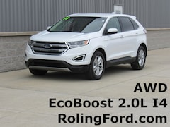 Used 2018 Ford Edge SEL SUV in Shell Rock IA