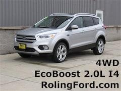 New 2019 Ford Escape Titanium SUV 1FMCU9J97KUA13886 for sale in Cedar Falls