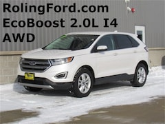 Used 2017 Ford Edge SEL SUV 2FMPK4J99HBC08901 for sale in Shell Rock at Roling Ford