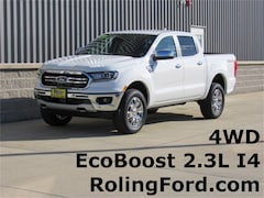 New 2019 Ford Ranger Lariat Truck 1FTER4FH3KLA14895 for sale in Shell Rock at Roling Ford