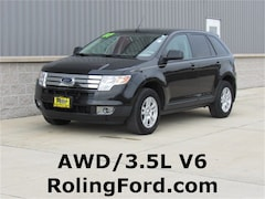 Used 2007 Ford Edge SEL SUV 2FMDK49C17BB21561 for sale in Shell Rock at Roling Ford