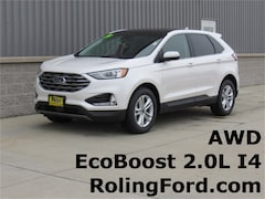 New 2019 Ford Edge SEL SUV 2FMPK4J98KBB45412 for sale in Shell Rock at Roling Ford