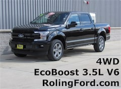 New 2019 Ford F-150 Lariat Truck 1FTEW1E44KFA76052 for sale in Cedar Falls