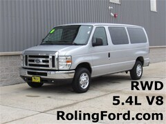 Used 2010 Ford E-350SD XLT Wagon 1FBNE3BL2ADA78164 for sale in Shell Rock at Roling Ford